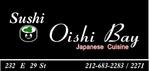 Oishi Bay Sushi Logo