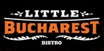 Little bucharest bistro   logo   black
