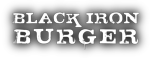 Black Iron Burger Logo