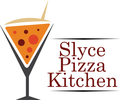 Slyce Pizza Kitchen Logo