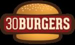 30 Burgers Logo