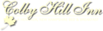 Colby Hill Inn - The Grazing Room Logo
