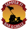 Semper Fi Bar and Grille Logo