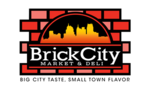 Brick City Market and Deli Logo