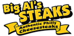 Big Al's Philly Cheesesteaks Logo