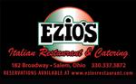 Ezio's Italian Restaurant & Catering Logo
