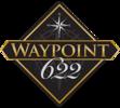 Waypoint622 logo header