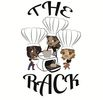 The Rack - Cafe & Chill Spot Logo