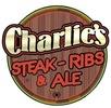 Charlie's Steak, Ribs & Ale Logo