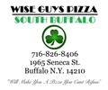 WiseGuys Pizza Logo
