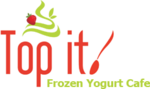 Top It Frozen Yogurt Cafe Logo