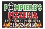 Pompiere's Pizzeria Logo