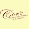 Ciro's Ristorante Logo