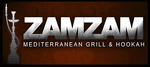 Zamzam Mediterranean Grill & Hookah Logo