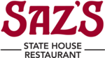 Saz's State House Logo