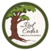 The Red Cedar Grille Logo