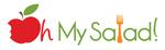 Oh my salad logo