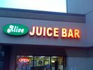 Alive Juice Bar Logo