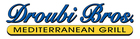 Droubi Brothers Mediterranean Grill Logo