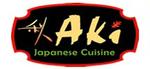 Aki Japanese Cuisine Logo