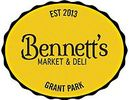 Bennett's Market & Deli Logo