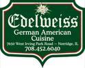 Edelweiss German American Restaurant Logo
