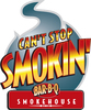 Can't Stop Smokin BBQ Logo
