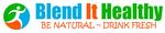 Blend It Healthy Logo