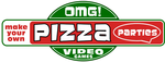 OMG! MYO Pizza Party Logo