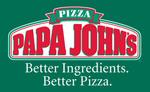 Papa John's Pizza Van Buren Logo