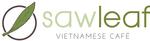 Sawleaf Cafe Logo