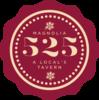Magnolia 525 Tavern Logo