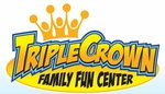 Triple Crown Family Fun Center Logo