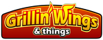 Grillin' Wings & Things Logo
