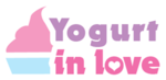 Yogurt in Love Logo
