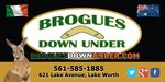 Brogues Downunder Logo