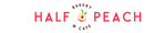 Half-Peach Bakery & Cafe Logo