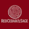 Red Cedar & Sage Logo