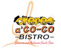 Crepes a GO-GO Bistro Logo