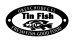 Okeechobee Tin Fish Logo