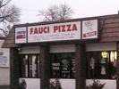 Fauci Pizza Logo