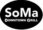 SoMa Downtown Grill Logo