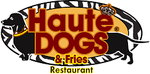 Haute Dogs & Fries Logo