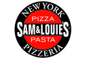 Sam & Louie's Pizzeria Logo