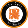 The Deli by Sazon Logo