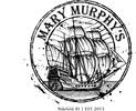 Mary murphys ship logo bw