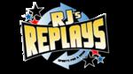 Rj's Replays Logo