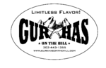 Gurkhas on the hill logo