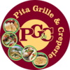Pita Grill and Creperie Logo