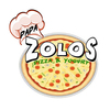 Papa Zolos Pizza & Yogurt Logo